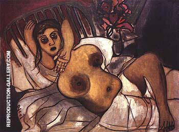 Childbirth 1939 By Alice Neel