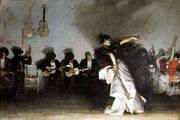 El Jaleo 1882 By John Singer Sargent