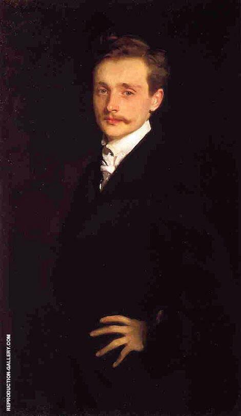 Leon Delafosse 1893 By John Singer Sargent