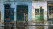 Little Cobbler's Shop 1912 By Childe Hassam