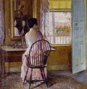 Morning Light 1914 By Childe Hassam