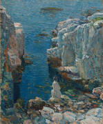 The Isles of Shoals 1912 By Childe Hassam