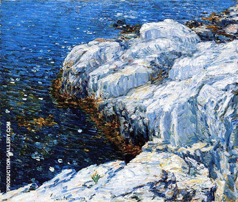 Jelly Fish 1912 By Childe Hassam
