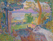 Earthly Paradise By Pierre Bonnard