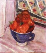 Strawberries By Pierre Bonnard