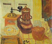 The Coffee Grinder 1930 By Pierre Bonnard