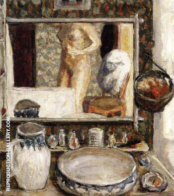 The Dressing Table 1908 Painting By Pierre Bonnard - Reproduction Gallery