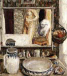 The Dressing Table 1908 By Pierre Bonnard
