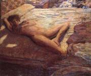 Indolence 1899 By Pierre Bonnard