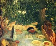The Cherry Tart 1908 By Pierre Bonnard