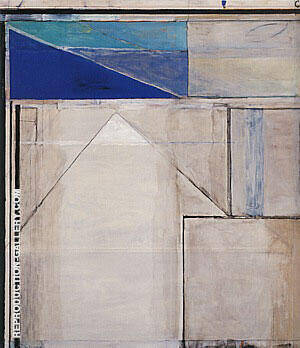 Ocean Park No.94, 1976 By Richard Diebenkorn Replica Paintings on Canvas - Reproduction Gallery