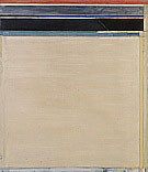 Ocean Park No.95, 1976 By Richard Diebenkorn
