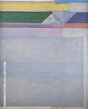 Ocean Park No.107, 1978 Painting By Richard Diebenkorn