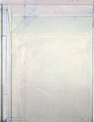 Ocean Park No.109, 1978 Painting By Richard Diebenkorn