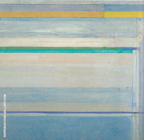 Ocean Park No.112, 1978 By Richard Diebenkorn