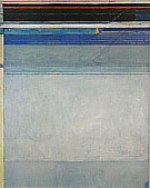 Ocean Park No.125, 1980 By Richard Diebenkorn