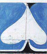 Untitled #14, 1981 By Richard Diebenkorn
