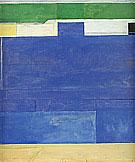 Ocean Park No.128, 1984 By Richard Diebenkorn