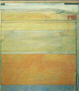 Ocean Park No.130, 1985 By Richard Diebenkorn