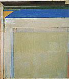 Ocean Park No.98, 1977 By Richard Diebenkorn