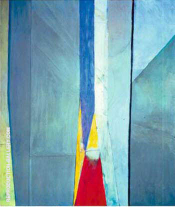 Ocean Park 10 By Richard Diebenkorn