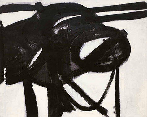 Chief By Franz Kline