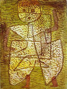 The Future Man By Paul Klee