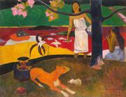 Tahitian Pastorale By Paul Gauguin