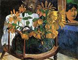 Sunflowers 1901 By Paul Gauguin