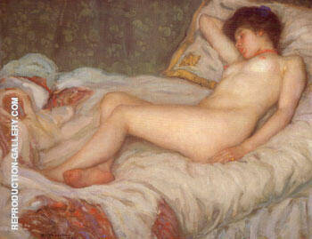 Sleep 1903 By Frederick Carl Frieseke