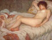 Sleep 1903 By Frederick Carl Frieseke
