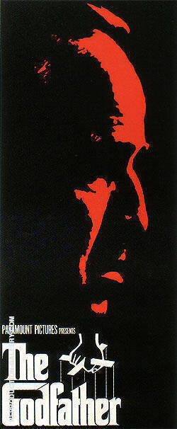 THE GODFATHER FRANCIS FORD COPPOLA 1972 By Classic-Movie-Posters