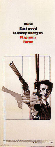 MAGNUM FORCE TED POST 1973 By Classic-Movie-Posters