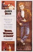 REBEL WITHOUT A CAUSE NICHOLAS RAY 1955 By Classic-Movie-Posters