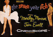 THE SEVEN YEAR ITCH BILLY WILDER 1955 By Classic-Movie-Posters
