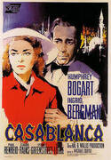 CASABLANCA 1942 By Classic-Movie-Posters