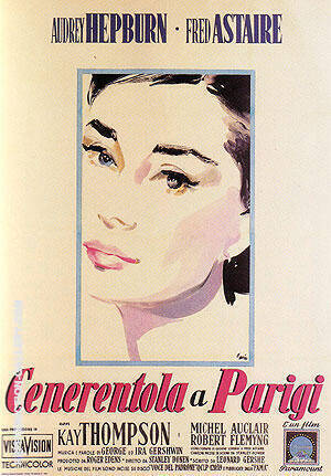 FUNNY FACE 1957 By Classic-Movie-Posters