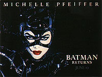 BATMAN RETURNS III 1992 By Classic-Movie-Posters