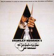 CLOCKWORK ORANGE 1971 By Classic-Movie-Posters
