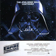 THE EMPIRE STRIKES BACK 1980ORANGE 1971 By Classic-Movie-Posters