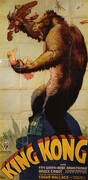 KING KONG 1933 By Classic-Movie-Posters
