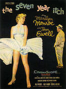 THE SEVEN YEAR ITCH 1955 By Classic-Movie-Posters