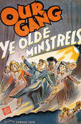 OUR GANG YE OLDE MINSTRELS 1941 By Classic-Movie-Posters