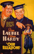OUR RELATIONS 1936 By Classic-Movie-Posters