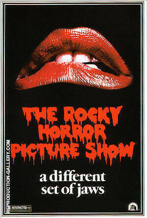 THE ROCKY HORROR PICTURE SHOW 1975 By Classic-Movie-Posters