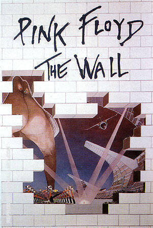 THE WALL 1982 By Classic-Movie-Posters