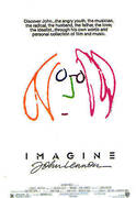 IMAGINE JOHN LENNON 1988 By Classic-Movie-Posters