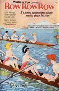 Row Row Row, 1928/29 By Sporting-Movie-Posters