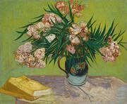 Oleanders 1888 By Vincent van Gogh