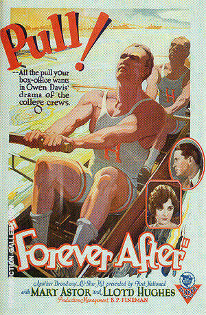 Forever After, 1926 By Sporting-Movie-Posters